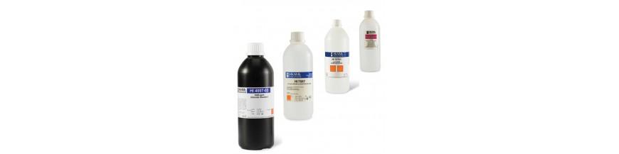 ISE, Sodium & Fluoride Solutions